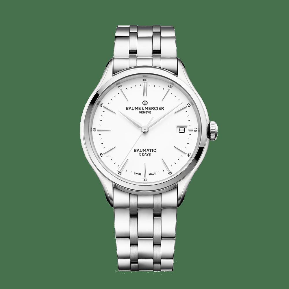 Baume et Mercier - Clifton SOLDAT Silver