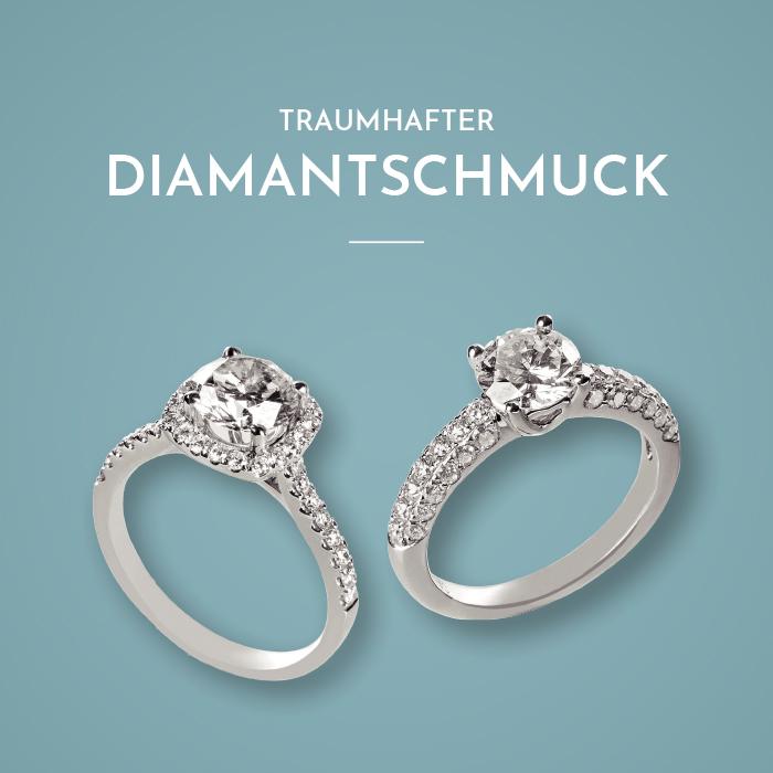 Traumhafter Diamantschmuck Titelbild